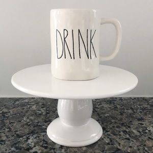 "Rae Dunn Other - Rae Dunn ""Drink"" Mug"